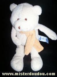 Doudou Ours Happy horse Beige